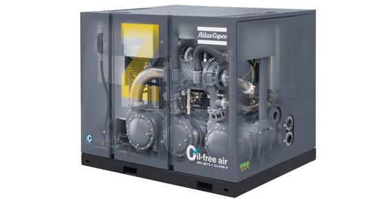 centrifugal compressor ZH Atlas Copco