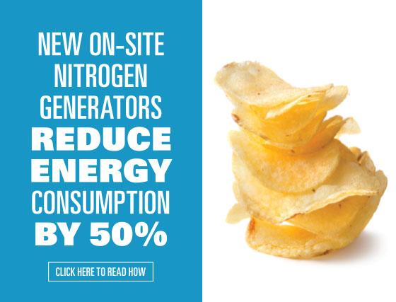 Atlas Copco Chips Nitrogen Generators