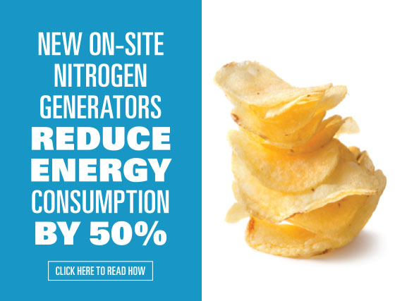 Atlas Copco Chips Nitrogen Generators