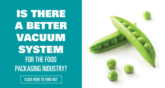 Atlas Copco Food Vacuum Packaging