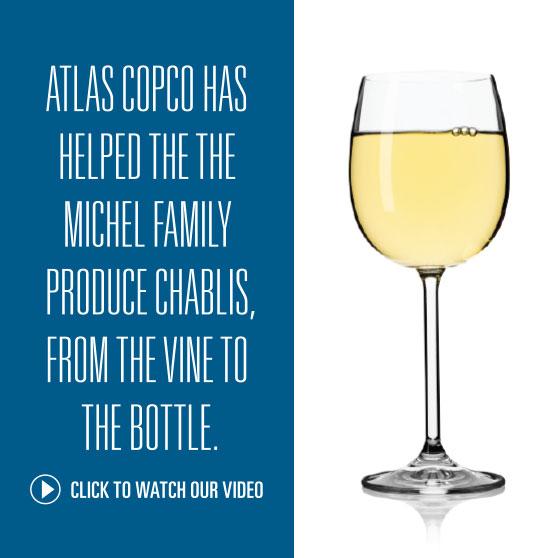 Atlas Copco Wine Production Chablis