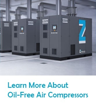 Learn More About Oil-Free Air Compressors