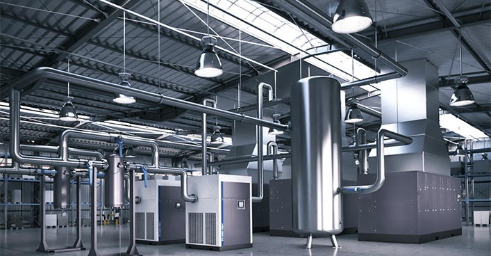 Designing An Efficient Compressor Room Ventilation