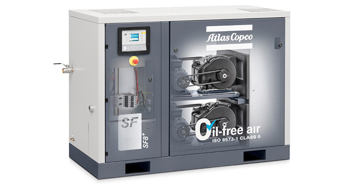 atlas copco air compressor manual download