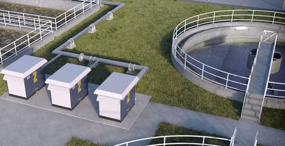 Atlas-Copco-Wastewater-Installation