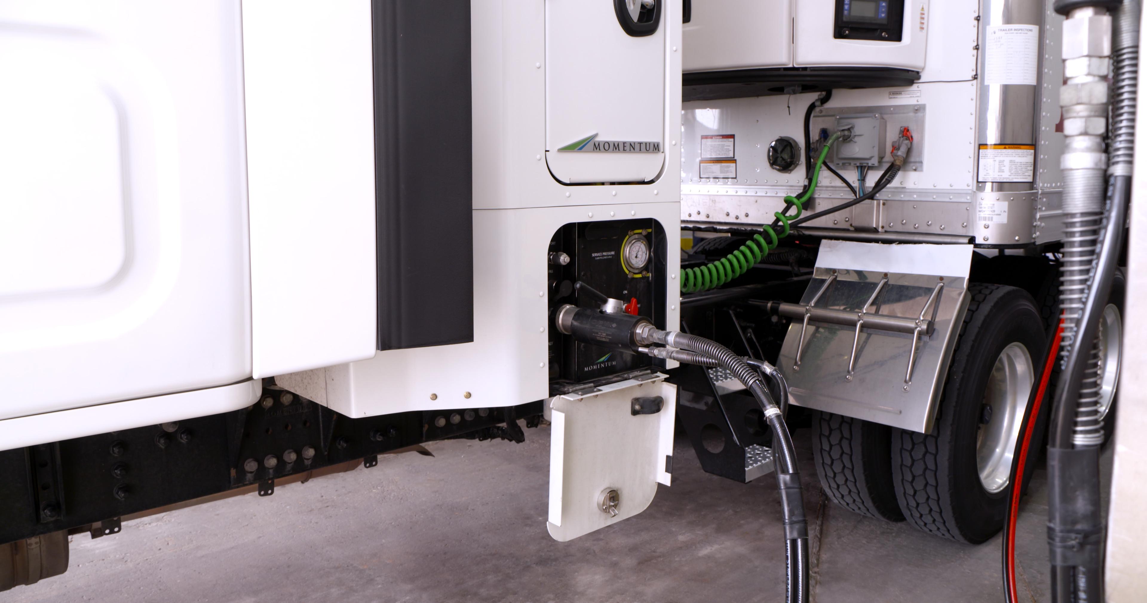 cng dispensing system
