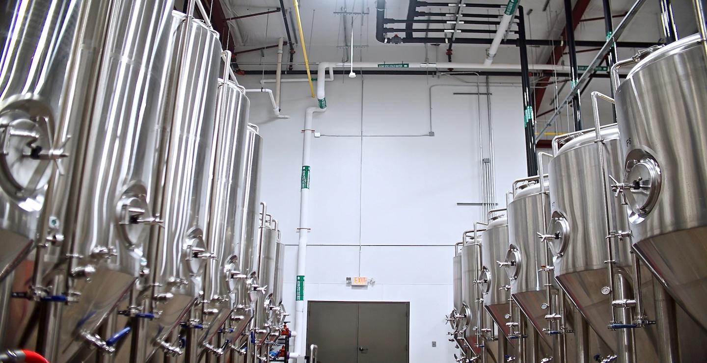 Nashville-Based Brewer Focuses on Quality with Atlas Copco Compressor