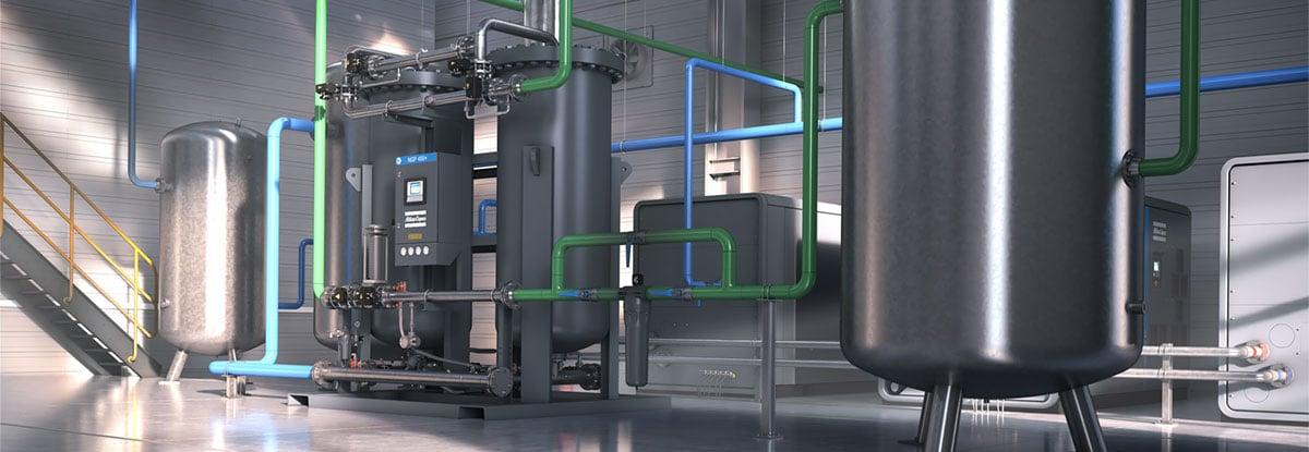 Atlas Copco Nitrogen Generators