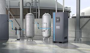 Atlas Copco oxygen generator